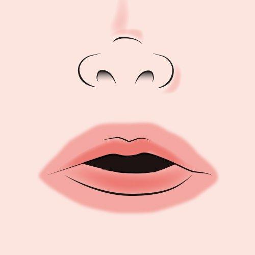 anal leckt sich die lippen